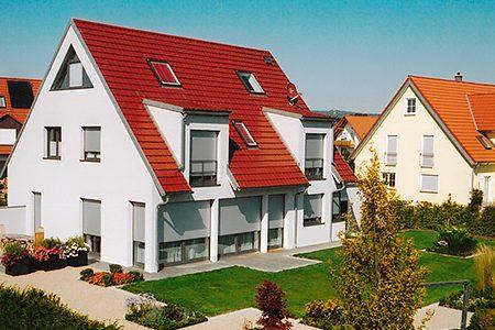 Satteldachhaus in Dormitz