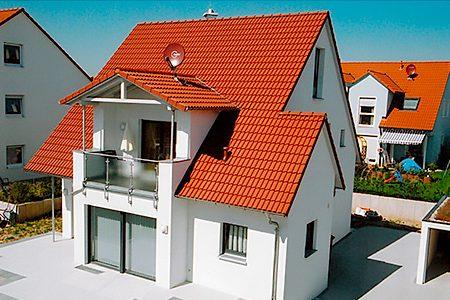 Einfamilienhaus mit Satteldach in Zirndorf