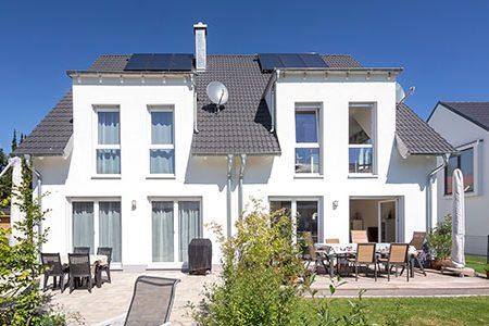 Doppelhaus in Rückersdorf