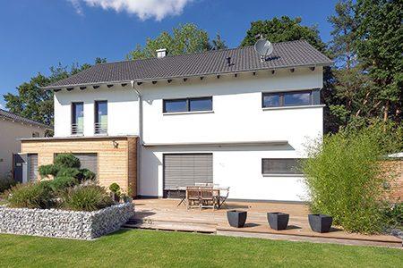Stadthaus in Herpersdorf
