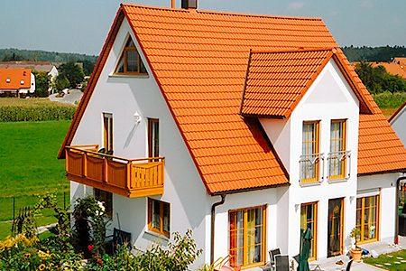 Satteldachhaus in Heroldsberg